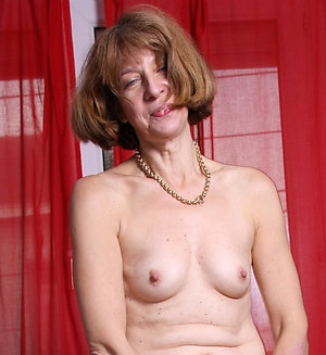 Real naked mature women pics