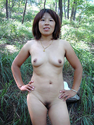 Real hottest asian women