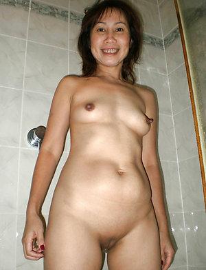 Beautiful mature asian photos