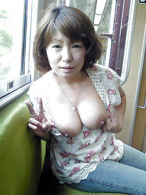 Stunning mature asian hairy pics