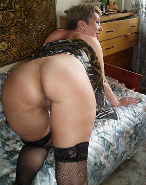 Horny mature big butt women pics