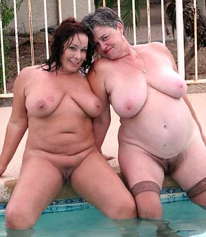 Sweet lesbian mature porn