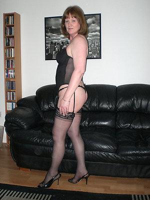 Slutty mature women in lingerie gallery