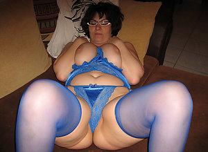 Slutty amateur mature women lingerie