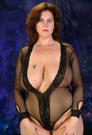 Xxx hot old ladies in lingerie pics