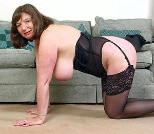 Amateur pics of hot mature lingerie