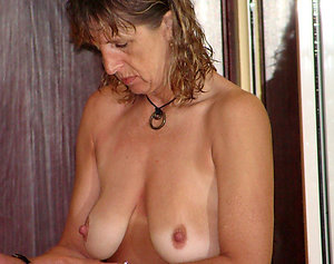 Pretty mature big nipples photos
