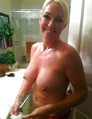 Best pics of old ladies with large nipples