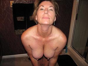 Best pics of big nipple matures photos