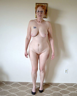 Favorite sexy nude  old ladies photo