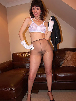 Beautiful mature pantyhose sex gallery