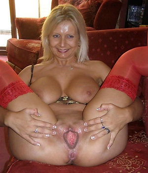 Mature Pussy
