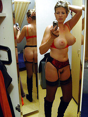 Real hot sexy mature girl selfies