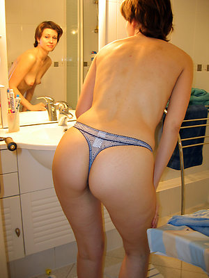 Pretty women in sheer panties xxx