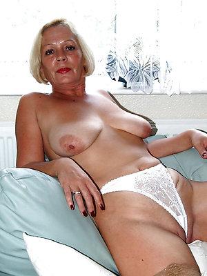 Porn pics of old ladies showing panties