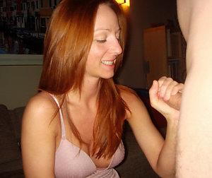 Horny sexy mature redheads posing nude