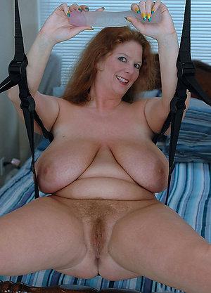 Naughty hot redhead milf amateur pics