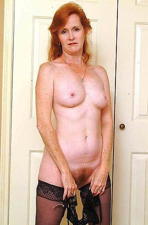 Beautiful naked mature redheads sex pics