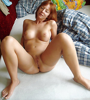Stunning redhead mature sex pictures
