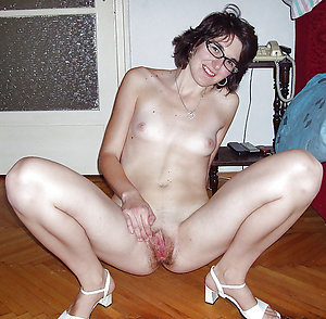 Naughty mature women small tits