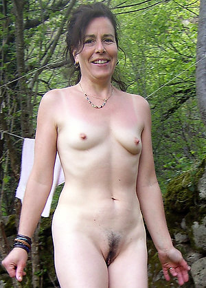 Favorite naked old women small tits