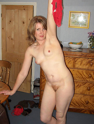 Best pics of blonde mature small tits