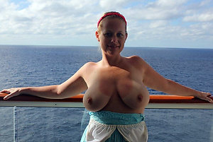 Busty natural mature tits amateir photos