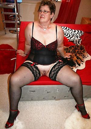 Amazing naked women in stockings pics