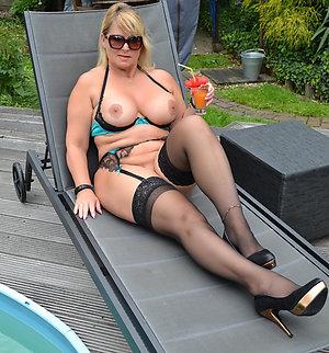 Xxx women in black stockings amateur porn