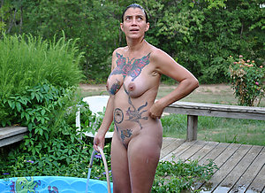 Amazing nude women with sexy tattoos