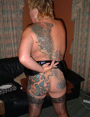 Horny sexy tattooed women pics