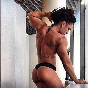 Amateur pics of muscle mature porn