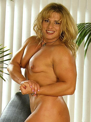 Naked huge muscle women pics