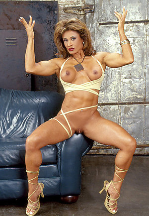 Real hot mature muscle gallery