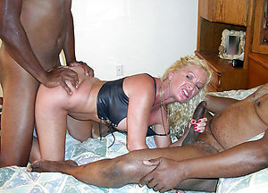 Horny amateur threesome sex pictures
