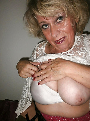 Slutty big granny boobs pics