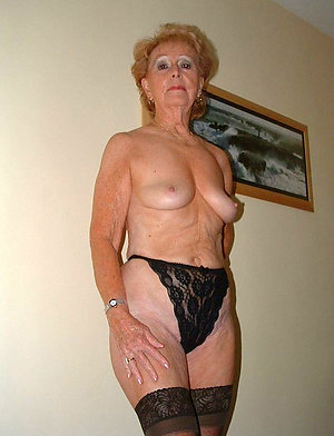 Gorgeous sexy granny porn pics