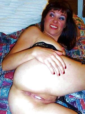 Horny free mature creampie pics