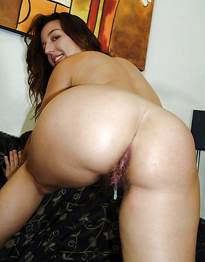 Gorgeous mature hairy creampies