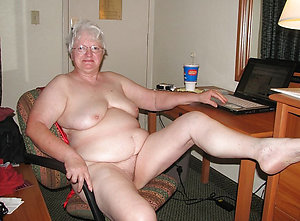 Slutty old women masterbating pictures