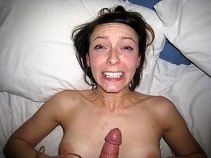 Bared sexy mature slut wife
