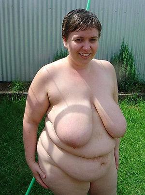 Best huge fat mature tits