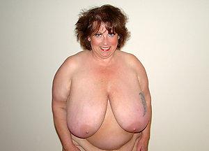 Nude old bbw pics