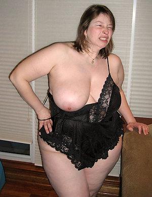 Best pics of fat mature women nude