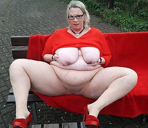 Best pics of old fat women