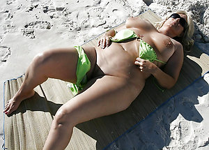 Favorite nude beach old women