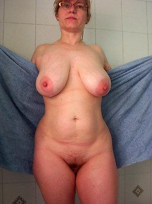 Naughty mature milf big tits