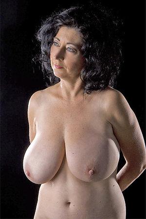 Naughty old women big tits