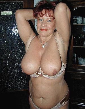 Horny hot mom big tit
