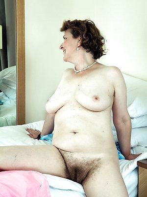 Favorite natural mature pussy